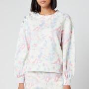 Olivia Rubin Women's Nettie Jersey Sweatshirt - Pastel Tie Dye