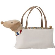 Bloomingville MINI Dog in a Bag Soft Toy
