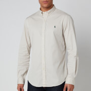 Polo Ralph Lauren Men's Long Sleeve Sport Shirt - Dove Grey