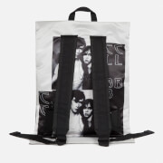 Eastpak Men's X Raf Simons Poster Padded Pak'R Backpack - Black