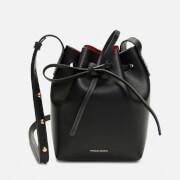 Mansur Gavriel Women's Mini Mini Bucket Bag - Black/Flamma