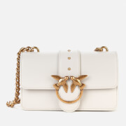 Pinko Women's Love Mini Icon Simply Bag - White