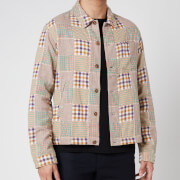 YMC Men's Griffon Check Flannel Bowling Shirt - Multi