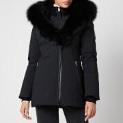 Mackage Women's Akiva-Bx Hooded Down Jacket - Black