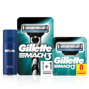 Gillette Mach3 Razor Bundle