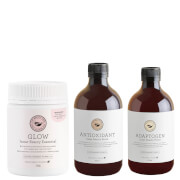 The Beauty Chef Glow, Antioxidant and Adaptogen Trio (Worth $155.00)