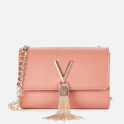 Valentino by Mario Valentino Women's Divina Small Shoulder Bag - Rosa Antico