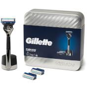 Geschenkset Gillette ProGlide mit Rasiererhalter