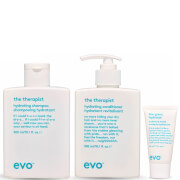 evo Wash, Rinse, Treat, Repeat Hydrate Set (Worth $79.00)