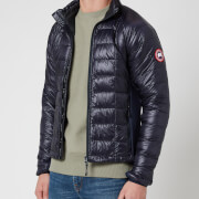 Canada Goose Men's Hybridge Lite Hooded Jacket - Navy