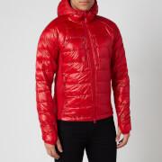 Canada Goose Men's Hybridge Lite Hooded Jacket - Red