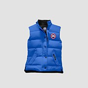 Canada Goose Women's Freestyle Vest Pbi - Royal Blue