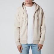 Polo Ralph Lauren Men's Double Knitted Full Zip Hoodie - Expedition Dune