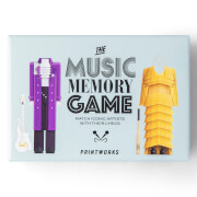 Printworks Memory Music Game