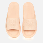 KENZO Women's Tiger Slide Sandals - Peach