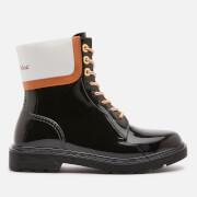 See by Chloé Women's Florrie PVC Rain Boots - Black