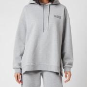 Ganni Women's Software Isoli Hooded Sweatshirt - Paloma Melange