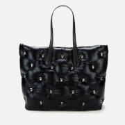 Karl Lagerfeld Women's K/Ikonik 3D Multi Pin Tote Bag - Black