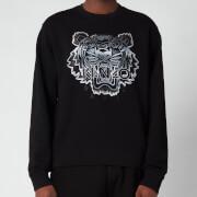 Kenzo Men's Gradient Tiger Classic Sweatshirt - Black
