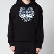 KENZO Men's Tiger Classic Hooded Sweatshirt - Black