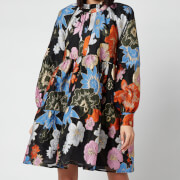 Stine Goya Women's Jasmine Organza Dress - Botanical