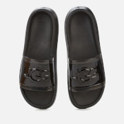 UGG Women's Hilama Slide Sandals - Black