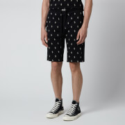 Polo Ralph Lauren Men's Liquid Cotton Printed Slim Shorts - Polo Black