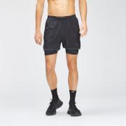 MP Men's Velocity 2 in 1 Shorts - Black