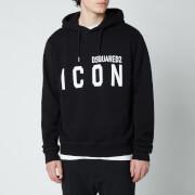 Dsquared2 Men's Icon Hoodie - Black