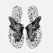 Sophia Webster Women's Talulah Flat Sandals - Black