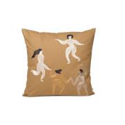 Ferm Living Free Cushion - Sugar Kelp