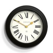 Newgate Chocolate Shop Clock - Black