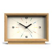 Newgate Hollywood Hills Clock - Wood