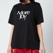 More Joy Women's More Joy T-Shirt - Black