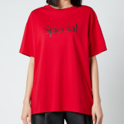 More Joy Women's Special T-Shirt - Red