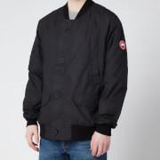 Canada Goose Men's Faber Bomber Jacket - Black