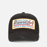 Dsquared2 Men's Patch Baseball Cap - Black