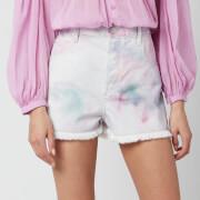 Isabel Marant Étoile Women's Lesiabb Shorts - Celadon
