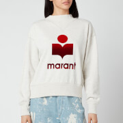 Isabel Marant Étoile Women's Moby Sweatshirt - Ecru