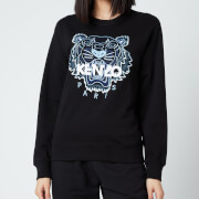KENZO Women's Classic Tiger Sweatshirt - Black