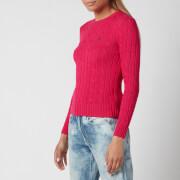Polo Ralph Lauren Women's Julianna Jumper - Sport Pink