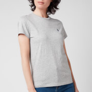 Polo Ralph Lauren Women's Short Sleeve Logo T-Shirt - Cobblestone Heather