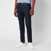 PS Paul Smith Men's Slim Fit Short Jeans - Dark Blue