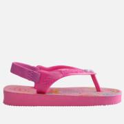 Havaianas Toddlers' Peppa Pig Flip Flops - Pink Flux