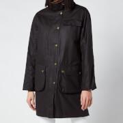 Barbour X Alexa Chung Women's Rowan Wax Jacket - Rustic/Ancient