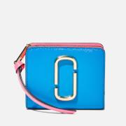 Marc Jacobs Women's Mini Compact Wallet - Malibu Multi