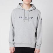 Belstaff Men's 1924 Pullover Hoodie - Grey Melange/Dark Ink