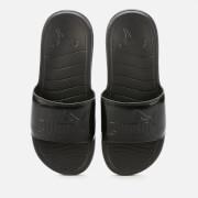 Puma Women's Popcat 20 Slide Sandals - Puma Black/Puma Black