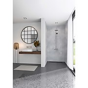 Wetwall Elite 2 Sided Wall Panel Kit Caliza
