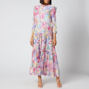 RIXO Women's Monet Dress - Spring Meadow